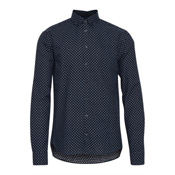 CASUAL FRIDAY - anthon bd ls shirt 20503518