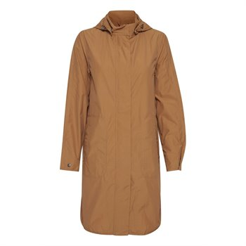 B.YOUNG - auro parka Small taupe