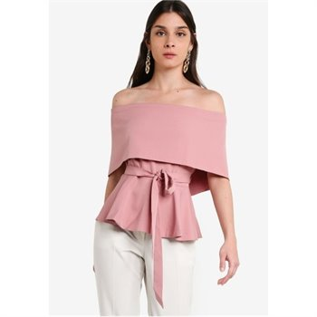 ANGELEYE - donna top Small rose