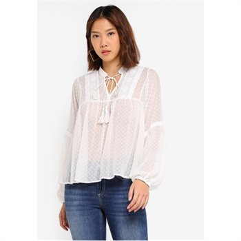 ONLY - elisa ls v neck
