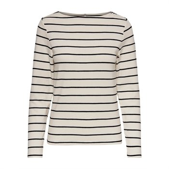 ONLY - finea ls boatneck