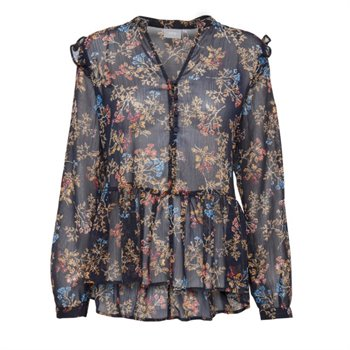 B.YOUNG - herdis blouse Medium Imprimé