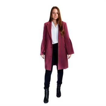 tinna coat Small rose