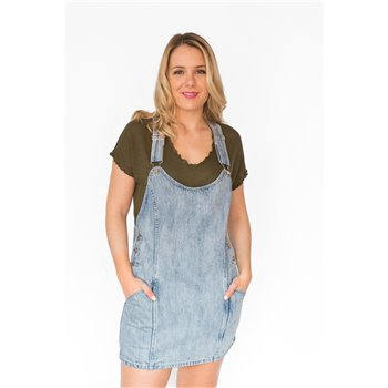 OBEY - orchard overall dress