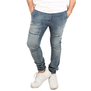 KUWALLA - knit denim jogger kdj2160