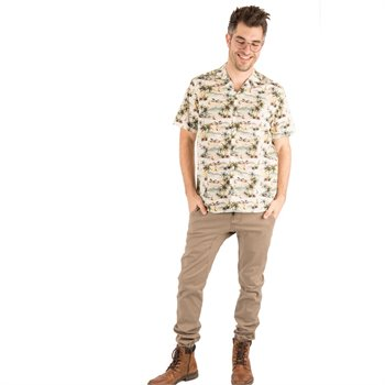 CASUAL FRIDAY - shirt 20502729 Medium Imprimé