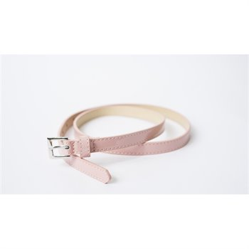 SOAKED IN LUXURY - Lackerbelt Medium Rose Pâle