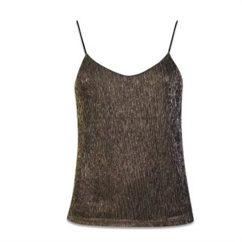 ONLY - jodie sl top GOLD S