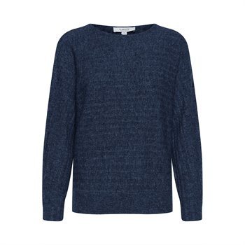 B.YOUNG - makine jumper Large Marine