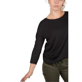 NOISY MAY - mathilde3/4 sleeve straght top