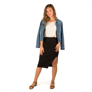 NOISY MAY - melliott calf skirt