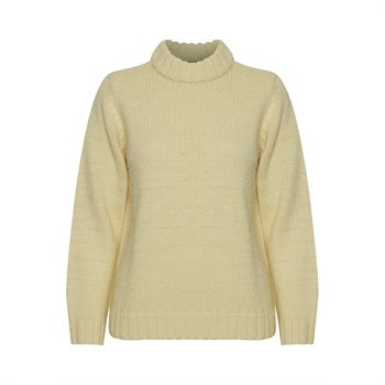 B.YOUNG - myra jumper Large Jaune