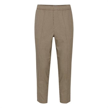 CASUAL FRIDAY - pilou small cheked pant