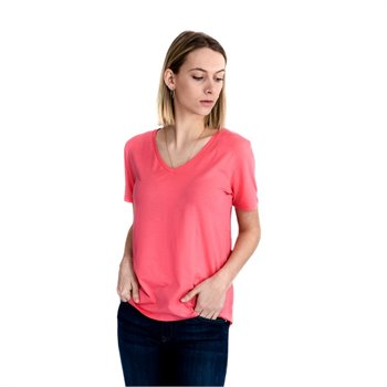 B.YOUNG - rexima t shirt Large corail