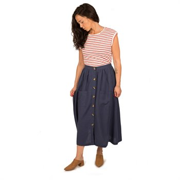 ONLY - rhonda ankle skirt