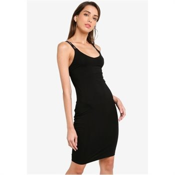 OBEY - ritual dress Large Noir