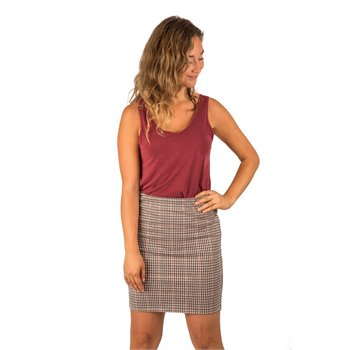 B.YOUNG - rydra skirt Large Imprimé