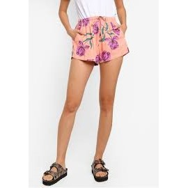 OBEY - sunset short peach