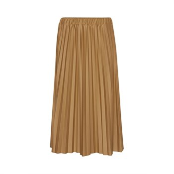 B.YOUNG - tala skirt Large taupe