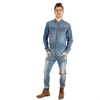 ONLY&SONS - talik ls western denim shirt